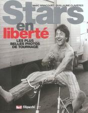 Stars En Liberte ; Les Plus Belles Photos De Tournage - Intérieur - Format classique