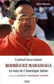 Rodriguez Maradiaga, la voix de l'Amérique latine - Intérieur - Format classique