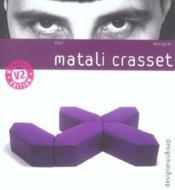 Matali Crasset V2 - Couverture - Format classique