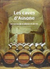 Les caves d'ausone - Couverture - Format classique
