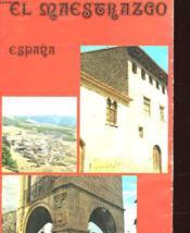 El Maestrazgo - Espana - Couverture - Format classique