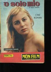 O Sole Mio - Mon Film Special N°654 - Couverture - Format classique