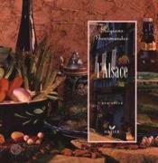 Regions Gourmandes L'Alsace - Couverture - Format classique