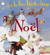 Les plus belles histoires de Noël - Couverture - Format classique