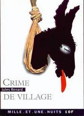 Crime de village - Intérieur - Format classique