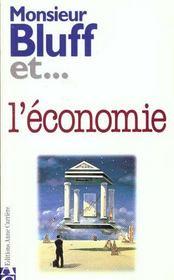 Monsieur bluff et l economie - Intérieur - Format classique