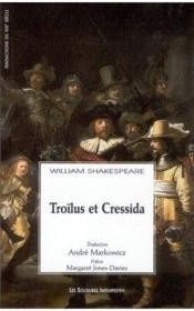 Troïlus et Cressida - Couverture - Format classique