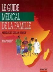 Le guide medical de la famille - Couverture - Format classique