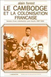 Cambodge Et La Colonisationfrancaise: L'Histoire... - Intérieur - Format classique
