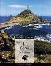 Corse, Ile De Passion - Couverture - Format classique