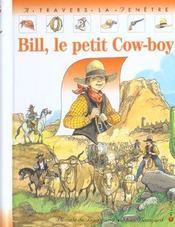 Bill, Le Petit Cow Boy - Intérieur - Format classique