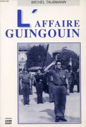 L'affaire Guingouin - Couverture - Format classique