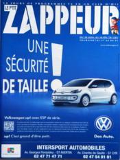 P'Tit Zappeur (Le) N°285 du 28/01/2012 - Couverture - Format classique