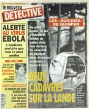 Nouveau Detective (Le) N°661 du 18/05/1995 - Couverture - Format classique