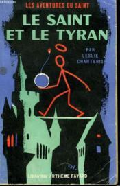 Le Saint Et Le Tyran. Les Aventures Du Saint N° 58. - Couverture - Format classique
