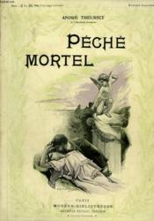 Peche Mortel. Collection Modern Bibliotheque. - Couverture - Format classique