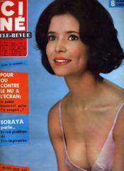 Cine Revue Tele-Revue - 46e Annee - N° 28 - Couverture - Format classique