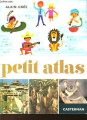 Petit Atlas - Couverture - Format classique