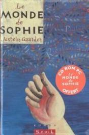 Monde de sophie. roman sur l'histoire de la philosophie (avec le cd-rom) (le) - Couverture - Format classique