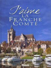 J'aime la Franche-Comté - Intérieur - Format classique