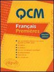 Qcm - Couverture - Format classique