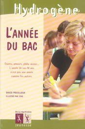 Annee Du Bac (L') - Intérieur - Format classique