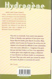 Annee Du Bac (L') - 4ème de couverture - Format classique