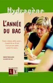 Annee Du Bac (L') - Couverture - Format classique