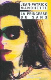 La Princesse Du Sang - Couverture - Format classique