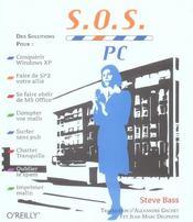 Sos Pc - Intérieur - Format classique