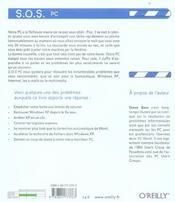 Sos Pc - 4ème de couverture - Format classique