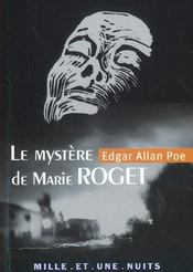 Le Mystere De Marie Roget - Intérieur - Format classique