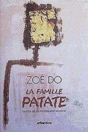 La Famille Patate - Couverture - Format classique