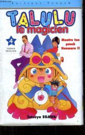 Talulu le magicien t.4 - Couverture - Format classique