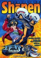 Manga Shonen 2004 09 - Intérieur - Format classique