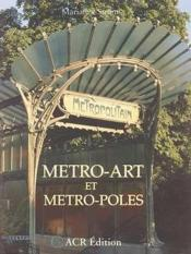 Metro-Art Et Metro-Poles - Couverture - Format classique