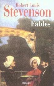 Fables - Intérieur - Format classique