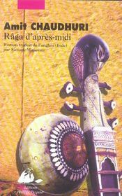 Raga D'Apres-Midi - Intérieur - Format classique