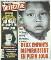 Nouveau Detective (Le) N°662 du 25/05/1995 - Couverture - Format classique