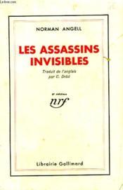 Les Assassins Invisibles. - Couverture - Format classique