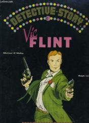 Detective Story - Vie Flint - Couverture - Format classique