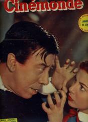 CINEMONDE - 22e ANNEE - N° 1022 - Le film raconté complet en couleurs: L'AVENTURIER DE SEVILLE - Couverture - Format classique