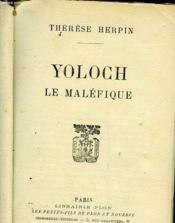 Yoloch Le Malefique - Couverture - Format classique