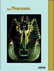 Pharaons, hommes et dieux - 4ème de couverture - Format classique