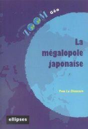 La Megalopole Japonaise - Intérieur - Format classique