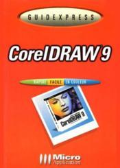 Guidexpress Coreldraw 9 - Couverture - Format classique