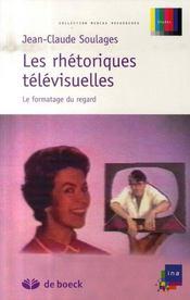 Les rhétoriques télévisuelles ; le formatage du regard - Intérieur - Format classique