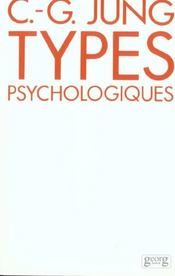 Types Psychologiques - Intérieur - Format classique