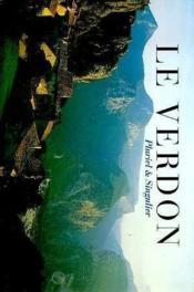 Verdon (le) - Couverture - Format classique