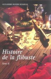 Histoire de la flibuste t2 - Intérieur - Format classique